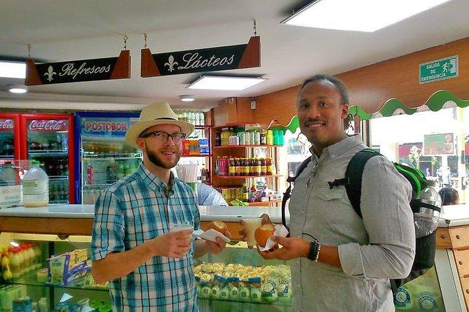 Candelaria Food Tour i Bogota