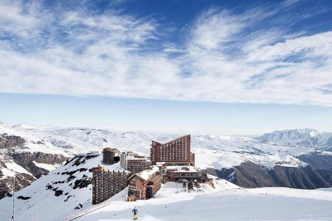 Private Full Day Guided Trip to Valle Nevado & Farellones from Santiago