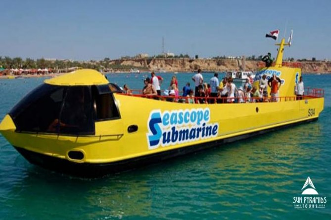 Semi Submarine Hurghada photo 3