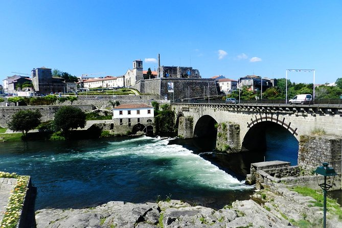 Excursión de un día de Barcelos y Ponte de Lima con almuerzo desde Braga-Guimarães