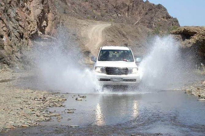 Hatta Mountain Safari avec Red Dune Bashing