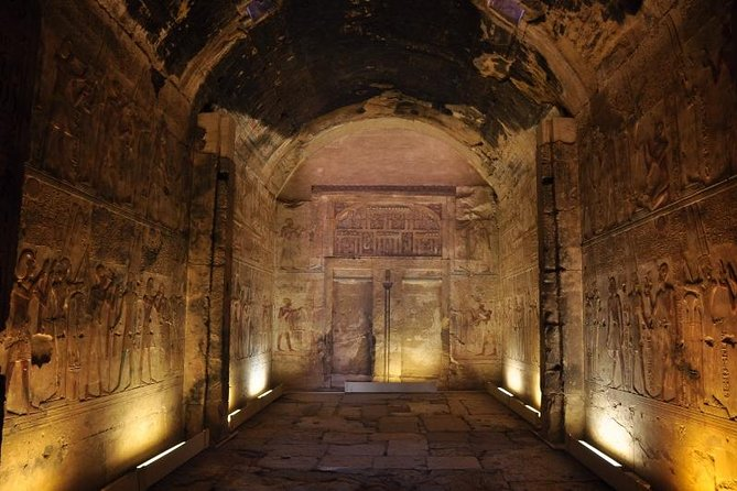 Full-Day Private Tour of the Abydos and Dendera Temples