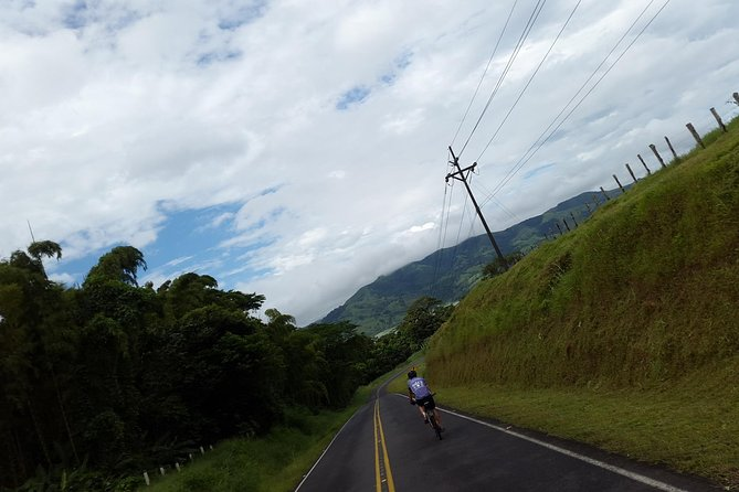 Arenal Road Cycling Tour Around Chachagua