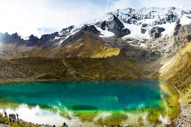 02 Day Trek to Humantay Lake & Salkantay Mountain - Private Service photo 1