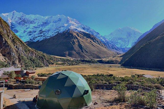 Salkantay Dome To Dome To Machupicchu 4D3N