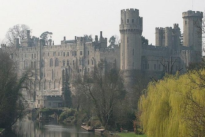 Full-Day Warwick Castle and Stratford Upon Avon Tour From Bournemouth photo 9