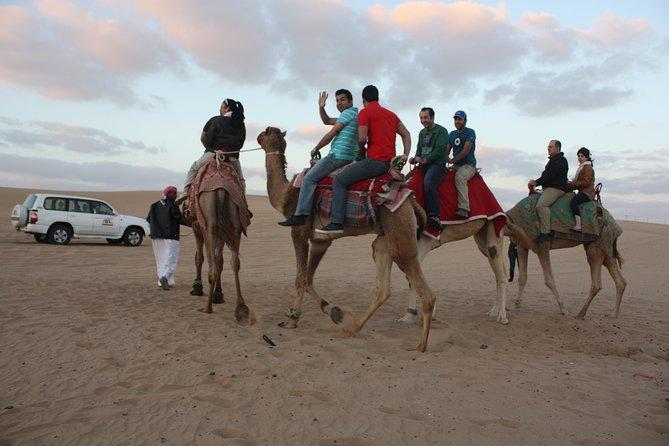 Wow Arabian Nights Tours Desert Safari Program with BBQ Dinner