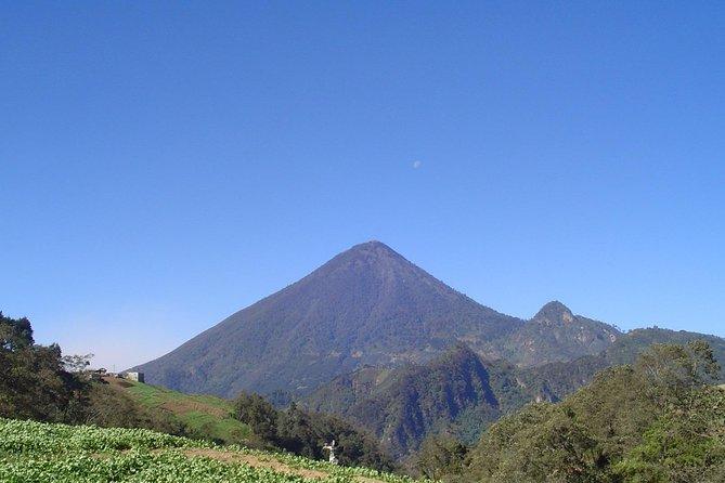 Santa María Volcano Hike, departure from Quetzaltenango