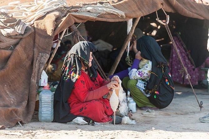 Berber Experience in Merzouga Visit Nomad People Behind Dunes Erg Chebbi