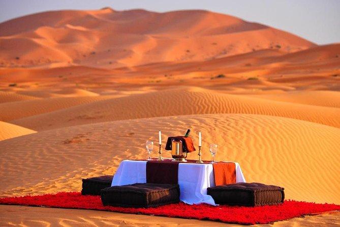 2 Days Zagora Shared Desert Tour From Marrakech With Luxury Camp