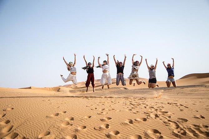 Small Group 3days Marrakech to Fez via merzouga desert