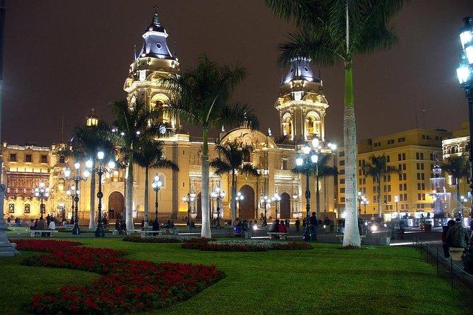 Half-Day Private Lima City Tour