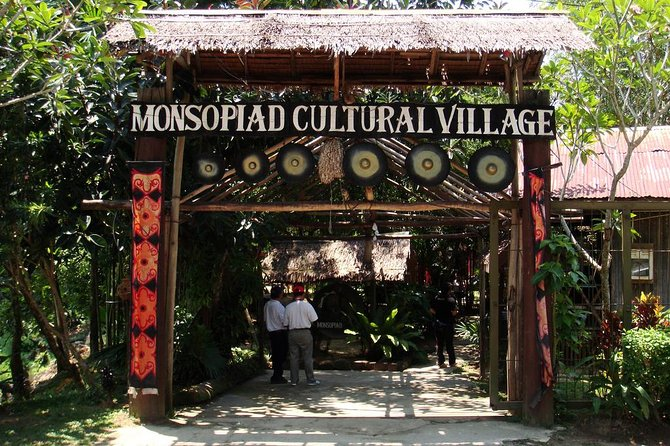 Monsopiad Cultural Village Visit with Private Transfer from Kota Kinabalu