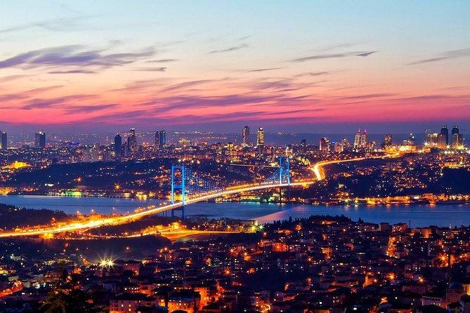 City Tour de día completo de Estambul con almuerzo