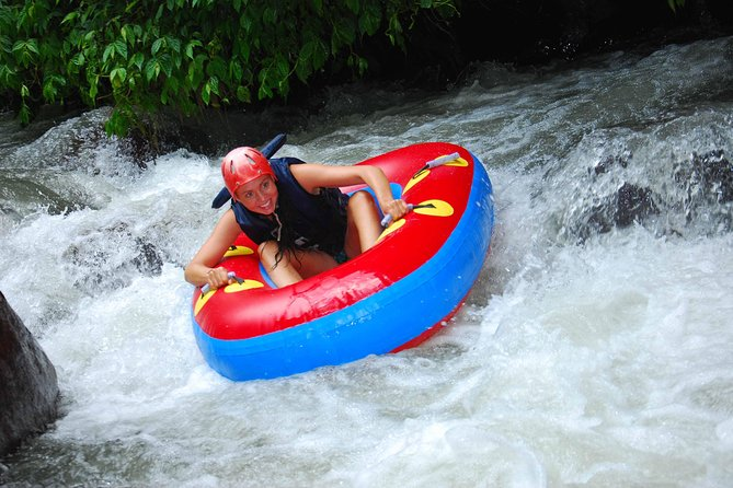 Bali River Tubing Adventure with Lunch