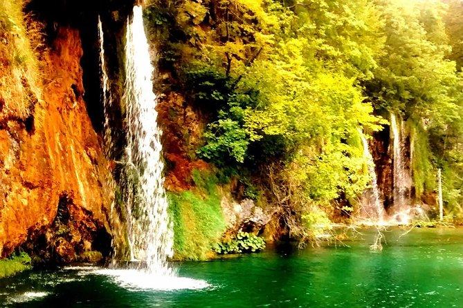 Plitvice Lakes and Rastoke village SMALL GROUP afternoon tour