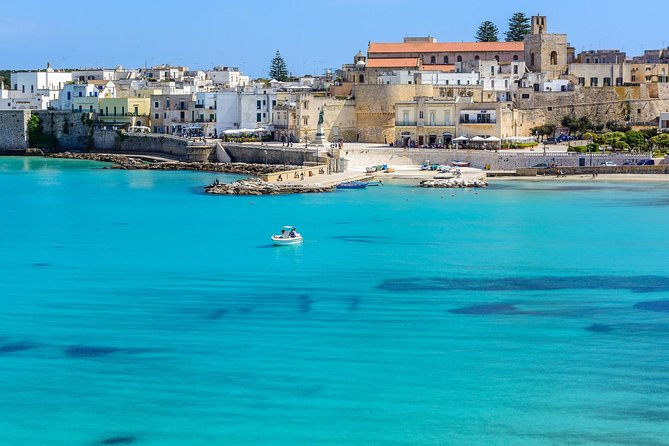 Otranto and CastroFull-Day Tour
