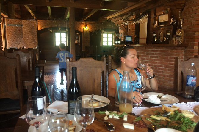 Wine Road Day Tour from Zagreb