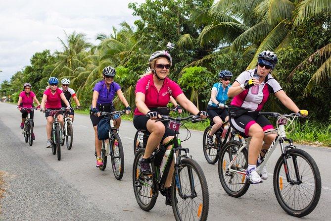 Vietnam Cycling Saigon to Angkor 10Day 9Night