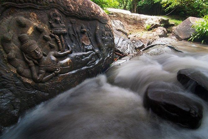 Kbal Spean, Banteay Srei and Banteay Samre Day Trip from Siem Reap