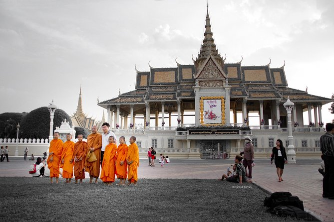 Phnom Penh's Past and Present