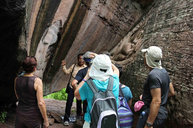 Hidden Cave and Jungle Temple Tour from Siem Reap