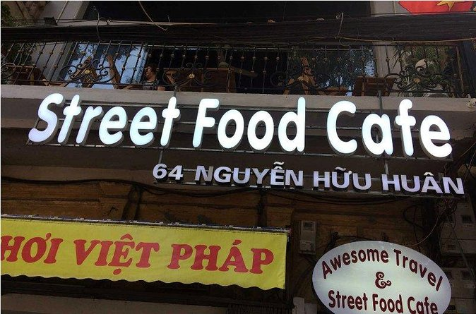 Old Quarter Street Food Tour