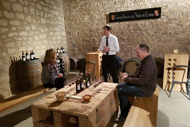 Rioja Wine Tasting Tour from San Sebastian