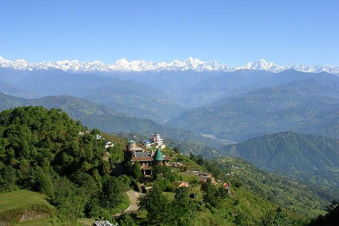Kathmandu Nagarkot Day Hiking - 1 Day Tour