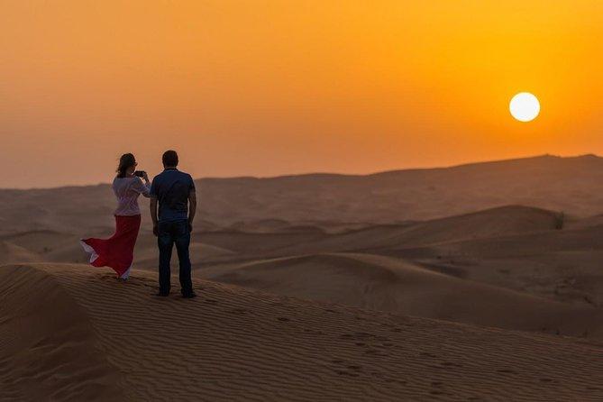 Sunrise Early Morning Desert Safari Dubai
