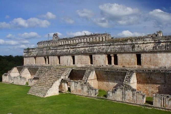 Uxmal, Kabah Sayil & Labna with lunch in shared service photo 1