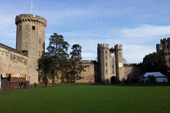 Full-Day Warwick Castle and Stratford Upon Avon Tour From Bournemouth photo 3