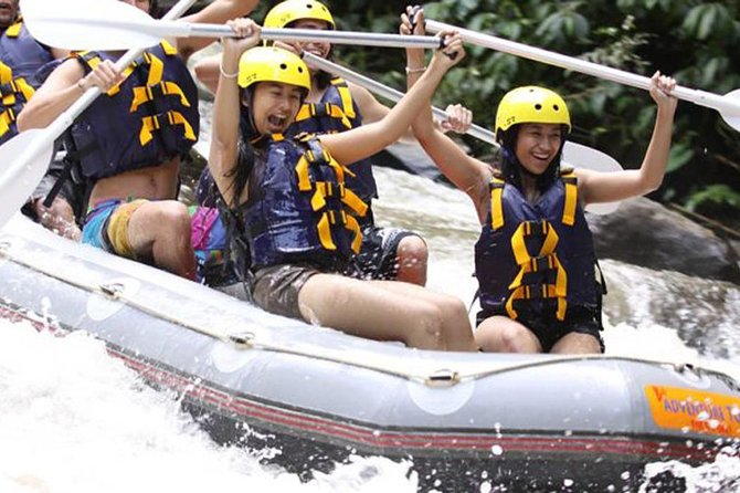 Amazing 5 Star Mason Adventure Rafting-Ubud palace & Market With Private Tours