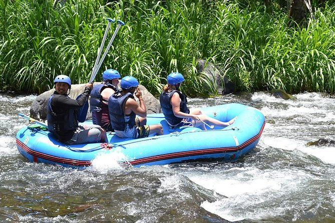 Amazing Private Day Trip-5 Star Mason Adventure Rafting-Tegenungan Waterfall