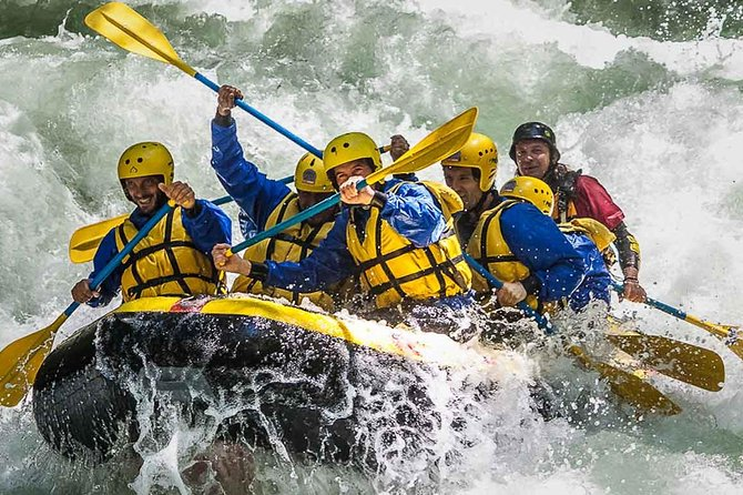 Amazing Private Tours 5 Star Mason Adventure Rafting-Lunch-Yeh Pulu Temple