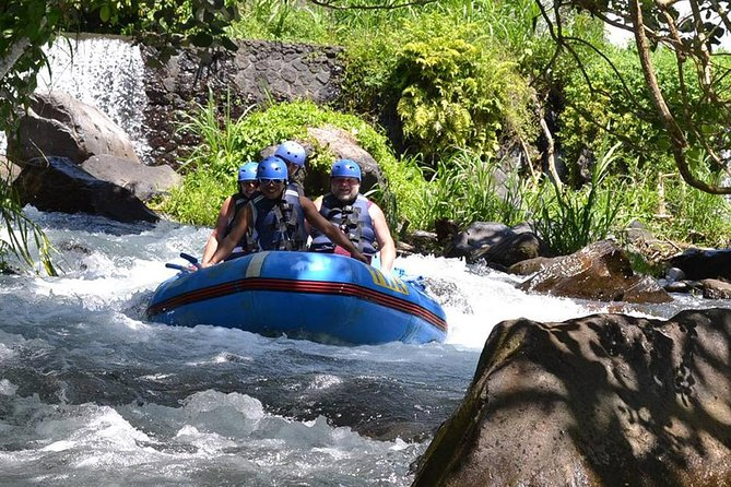 Amazing Private Tours-5 Star Mason Adventure Rafting-Lunch-Tirta Empul Temple