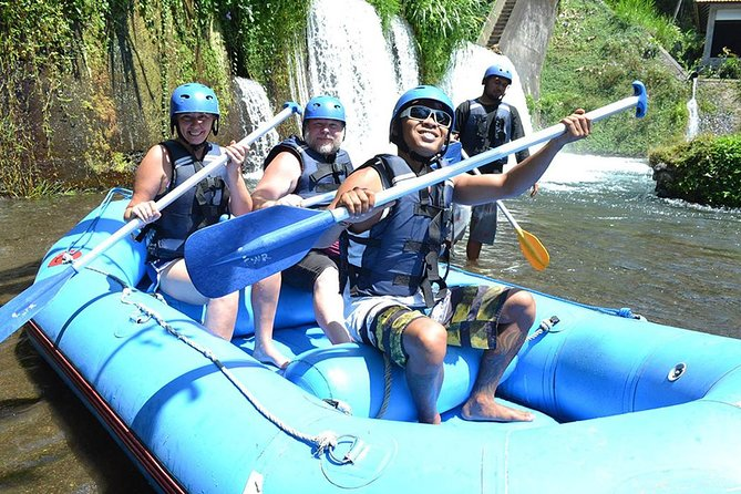 The Best 5 Star Mason Adventure Rafting-Lunch-Gunung Kawi Temple