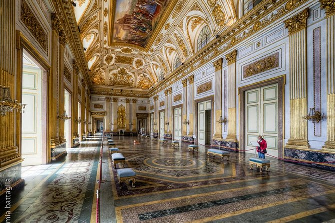 Royal Palace of Caserta Full Day Trip from Rome