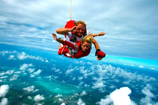 Sky Diving Cape Town