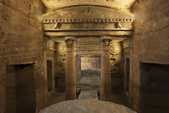 private tour to ancient Hellenistic city Alexandria from Cairo or Giza hotels