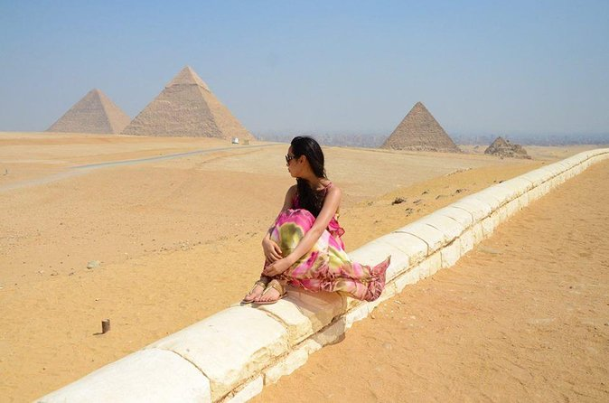 5 days tours around Cairo city - Giza pyramids & Alexandria