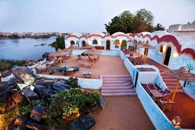 half day Tour Nubian Village from Aswan hotel or Nile cruise