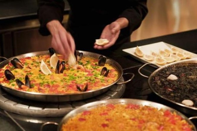 Madrid Paella & Sangria Cooking Experience
