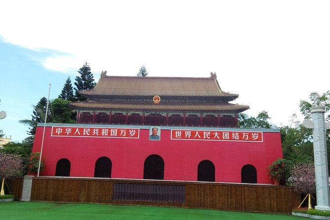 From Guangzhou: Full-Day Shenzhen Sightseeing with Lunch Inclusive