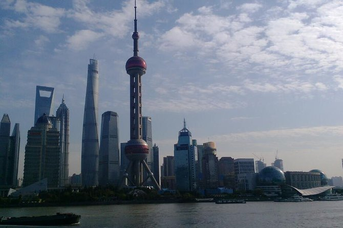 Group Day Tour Shanghai City Highlights With Lunch Inclusive