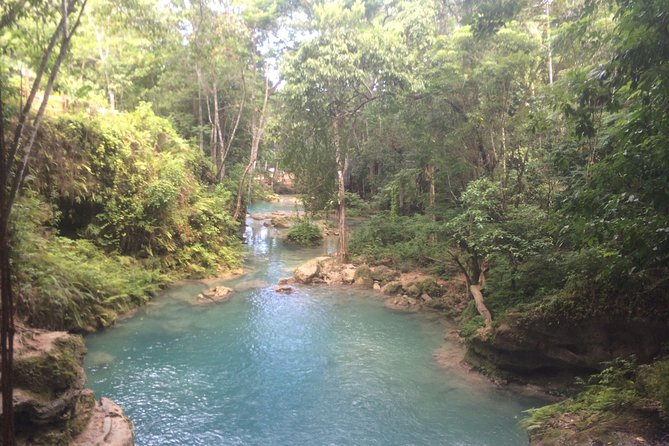 Blue Hole Day Trip From Lucea