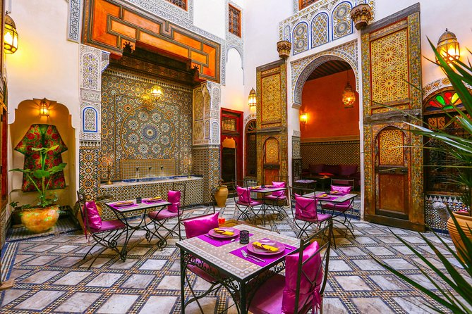 Dinner in a Traditional Riad in Fes