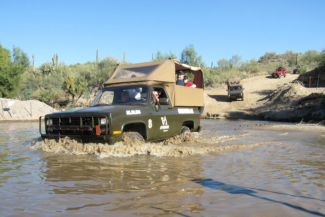 M-1009 Blazer Off Road Sonoran Desert Adventure