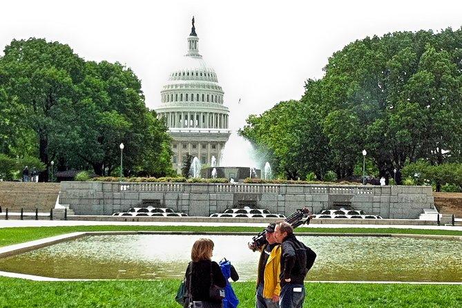 Private Customized Washington DC City Tour by Van