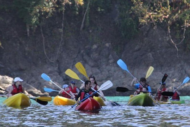 Sea Kayaking And Snorkeling